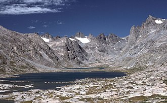 Wind River Range - Titcomb Lakes