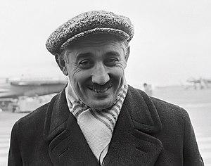 Tofiq Bahramov - Bahramov in 1967
