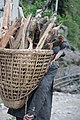 Tokri for collection and carrying wood in Everest Base camp route IMG 4735.jpg