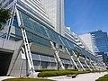 Tokyo Fashion Town Building, at Ariake, Koto, Tokyo (2019-08-13) 08.jpg