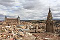 Toledo, the Alcazar and the Cathedral (32819717342).jpg