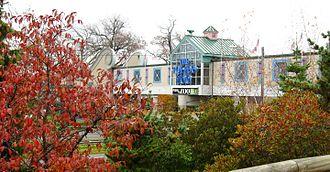 Toledo Zoo - Toledo Zoo's bridge