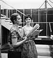 Tolnay Klári és Béres Ilona 1963-ban (Fortepan, 146877).jpg