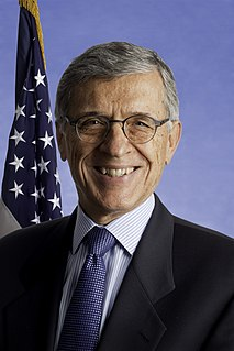 Tom Wheeler lobbyist,  Chairman of the Federal Communications Commission