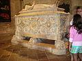 Tomb of Vasco da Gama, Mosteiro dos Jerónimos (1) - Jul 2008.jpg