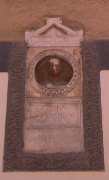 File:Tombstone of Gaius Laberius.xcf