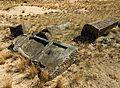 Tombstones - Jewish cemetery in Karczew, Otwock County, Masovian Voivodeship, Poland. - panoramio (12).jpg