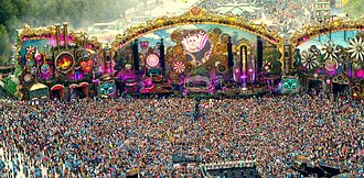 Tomorrowland Mainstage 2014 Tomorrowland 2014.jpg