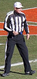 Tony Corrente American football official