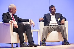 Tony Fernandes, Group Chief Executive Officer, AirAsia (33488861813)