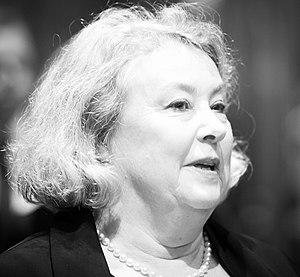 Toril Marie Øie - Image: Toril Marie Øie på sentralbanksjefens årstale 2017 Norges Bank (174534)