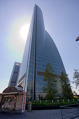 Torre Espacio (Madrid). Sede Social de OHL.