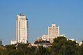 Torre de Madrid y Edificio España-Plaza España (11982314633).jpg