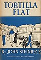 Tortilla Flat (1935 1st ed dust jacket).jpg
