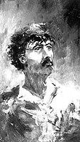 Toulouse-Lautrec - TETE D'HOMME, TYPE ITALIEN, 1879, MTL.8.jpg