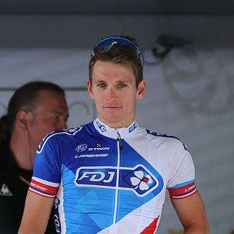 Arnaud Démare - Démare at the 2015 Tour de France