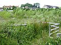 Towards Heasley Manor Farm - geograph.org.uk - 485426.jpg