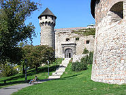 Tower in the Buda Castle-1