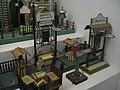 Toy Museum in Prague - Tin toy trains 04.JPG