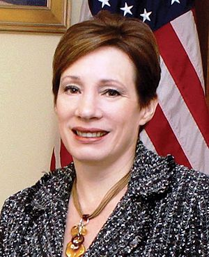 Assistant Secretary of State for International Organization Affairs - Image: Tracey Ann Jacobson 2014