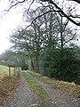 Track to Lower Cranford - geograph.org.uk - 658365.jpg