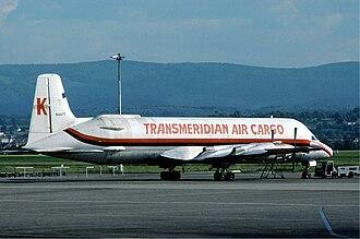 Conroy Skymonster - Image: Transmeridian Conroy Skymonster