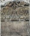 Trencin hradny relief z roku 1609 Illeshazy.jpg