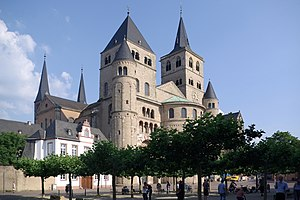 Roman Catholic Diocese of Trier - Trier Cathedral