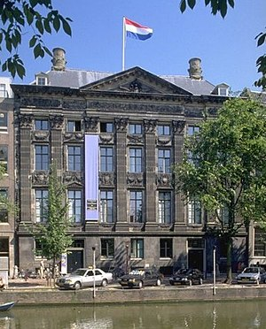 Royal Netherlands Academy of Arts and Sciences - Image: Trippenhuis