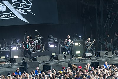 Picture of a band or musician: Trivium