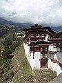 Trongsa - Dzong (Festung).JPG