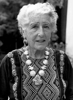Gertrude Blom -  Gertrude Duby-Blom 1986
