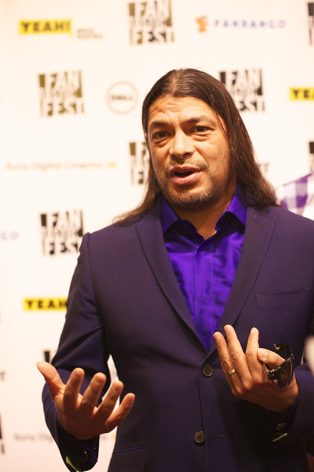 robert trujillo wikipedia