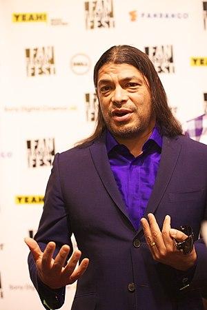 Robert Trujillo - Trujillo in September 2013
