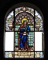 Trujillo Cathedral Stained Glass Santo Tomás.jpg