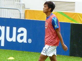 Hong Kong footballer