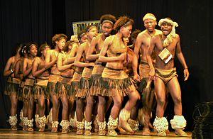 Tswana music - Tswana Dancers 3
