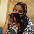 Tuareg woman from Mali.