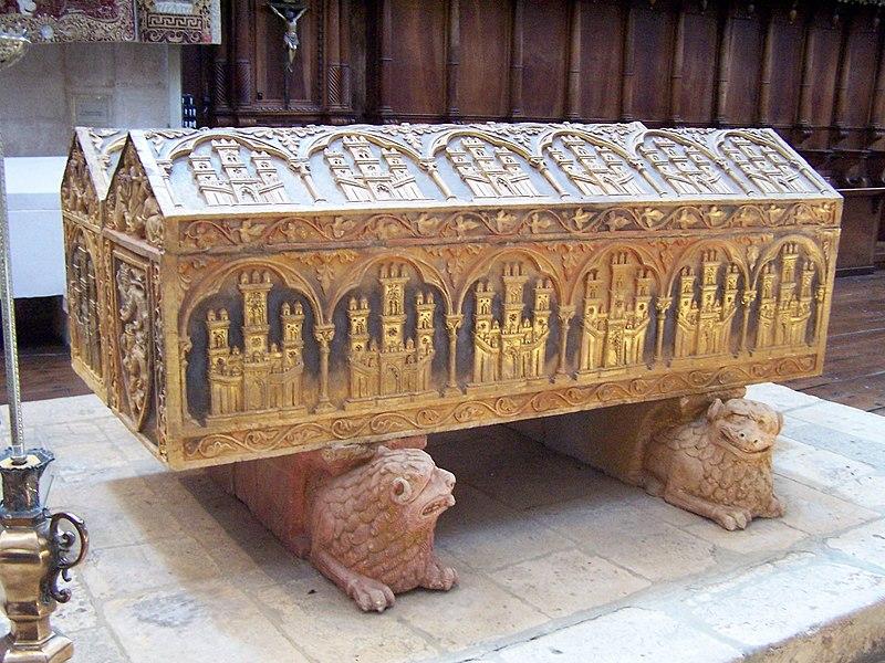 File:Tumbas del Monasterio de las Huelgas.jpg