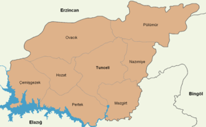 Tunceli location districts.png