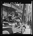 Tunis, Tunisia. Allied troops entering Tunis8d29798v.jpg