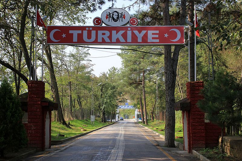 Datei:Turkey-Greece Border Edirne.jpg