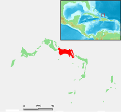 Turks and Caicos Islands - Grand Caicos.PNG