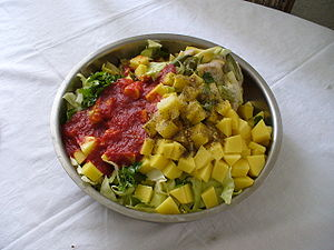 Macedonian cuisine - Turli Tava
