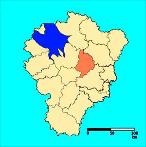 Tutayevsky District - Image: Tutayevsky District, Yaraslavl