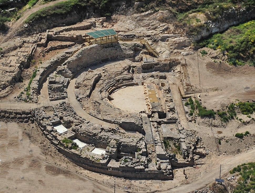 Tveria Ancient Theatre