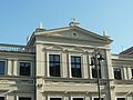 Tympanon budynku Akademii Muzycznej w Bydgoszczy.JPG