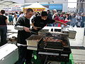 U. Dist. Street Fair 2007 grilling - 01.jpg