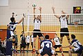 UFV men's volleyball vs Cap Nov 7 2014 63 (15575727757).jpg