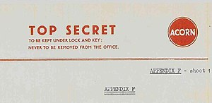 UKUSA Agreement - Image: UKUSA top secret